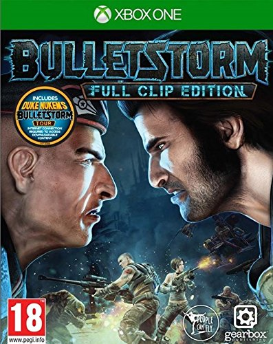 Bulletstorm: Full Clip Edition (PS4) (New)