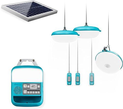 BioLite SHX1101 Système d'éclairage Mixte Adulte, Vert
