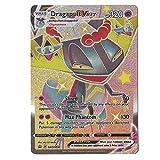 dragapult vmax SWSH097 Full Art Black Star Promo Jumbo Oversized