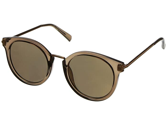 Le Specs Last Dance (Mocha) Fashion Sunglasses