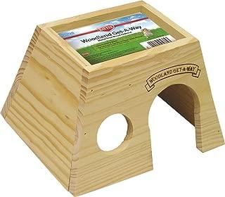 Kaytee Woodland Get-A-Way Rabbit House
