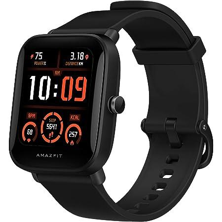 """Amazfit Bip U Pro Smartwatch Orologio Intelligente Fitness Schermo TFT-LCD da 1,43"""" Impermeabile 5 ATM, 60 Modalità di Allenamento con GPS, Contapassi, Monitor del Sonno per Sport, Uomo, Donna"""