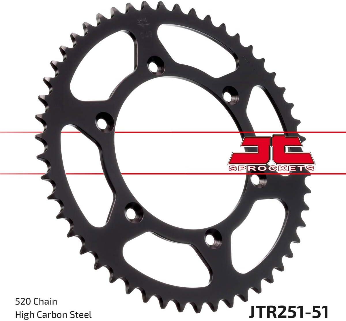 JT Sprockets JTR256.33 33T Steel Rear Sprocket