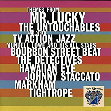 Themes from Mr. Lucky and other TV Action Jazz
