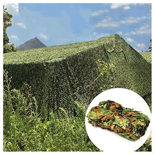 Camo net Desert Net Camo Netting Camouflage Net For Camping Military Camp Hunting Shooting Sunscreen Mesh Garden Net Awning Terrace Sunshade Military Net 3x3m 4x5m 6x6m 6x8m Shade net