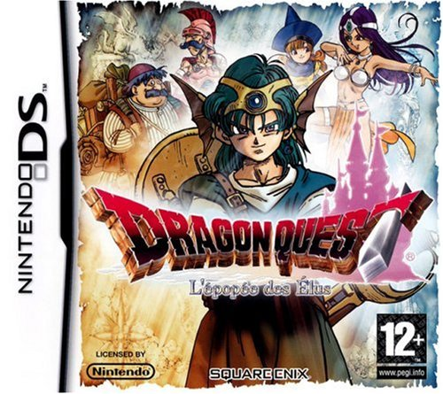Ubisoft Dragon Quest IV - Juego