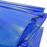 Cobertor Cubierta Fundas para Piscinas, Cubierta de manta solar para piscina,...