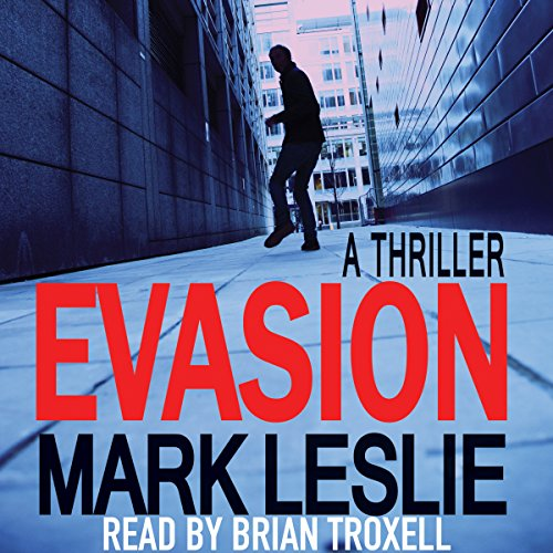 Evasion audiobook cover art