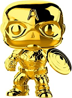 Best captain america funko pop gold Reviews