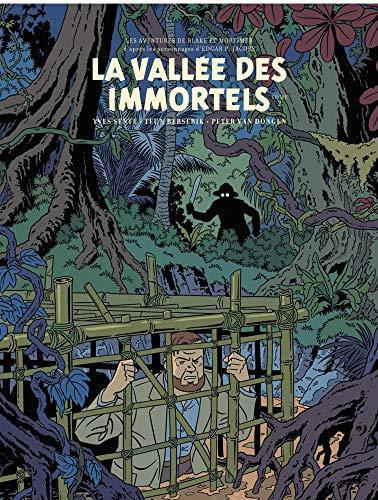 Blake & Mortimer - tome 26 - La Vallée des Immortels - Tome 2 - édition bibliophile