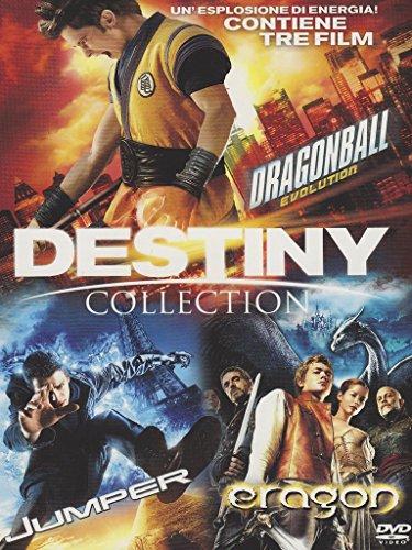 Dragon Ball Evolution / Eragon / Jumper - Destiny Collection (3 Dvd) [Italia]