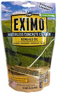 EXIMO Waterless Concrete Cleaner - .7 lb