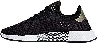 adidas Women's Deerupt W, CORE Black/CORE Black/White