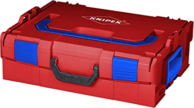 Knipex 00 21 19 LB LE L-Boxx boş, alet haritası yok, kırmızı