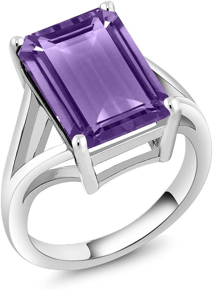 Gem Bargain Max 87% OFF sale Stone King 925 Sterling Gemstone Silver Birt Amethyst Purple