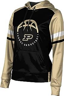 ProSphere Purdue University Basketball Women's Pullover Hoodie, School Spirit Sweatshirt (Old School)