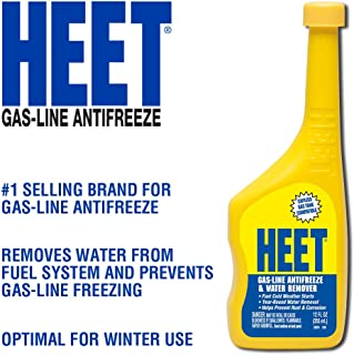 Best HEET 28201 Gas-Line Antifreeze and Water Remover, 12 Fl oz. Review