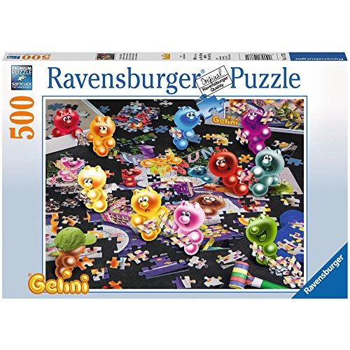 Ravensburger Puzzle 14773 Gelini beim Puzzeln