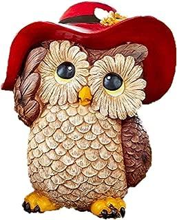 HOME STAR INNOVATIONS Dress-Up Garden Animals (Owl) (Standard Version)