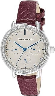 GIORDANO Women's Multi Function Grey Dial Watch - 2938-02