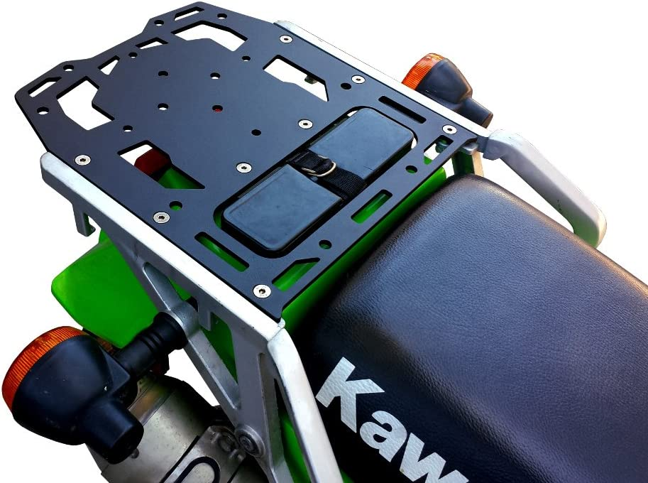 Kawasaki KLR650 ADVENTURE Luxury goods Series 87-07 Selling rankings Rack Rear Luggage