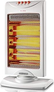 XIA Calentador Vertical 1200 W Calentador eléctrico Radiador Protección contra el frío Invierno Sala de Estar