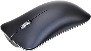 ماوس بلوتوث لاسلكي متعدد الأجهزة، فأرة قابلة للشحن مع جهاز استقبال USB صغير بصري محمول لاسلكي للسفر من أجل ويندوز XP وفوق ...
