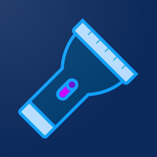 Linterna de neón - Luz estroboscópica - Luz de pantalla color