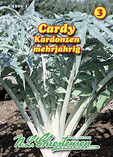 N.L. Chrestensen 459001 Gemüseartischocke Cardy (Gemüseartischockensamen)