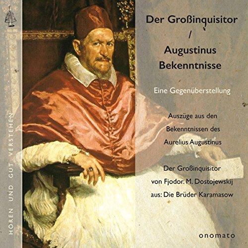 Der Großinquisitor / Augustinus Bekenntnisse Titelbild