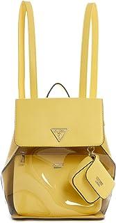 Guess Women's Rubina Backpack - Yellow