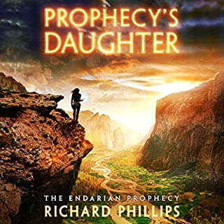 Prophecy's Daughter cover art