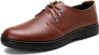 [HYF] メンズ ビジネスシューズ 靴 紳士靴 オックスフォードシューズ 男性 滑り止め 人気 通勤 耐摩耗性