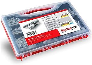 Fischer Redbox sx-ux maletín con 290tacos pared surtidos, 43540