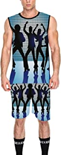 Tiger Rigorer Print Basketball Uniform,for Basketball Match,S-2XL