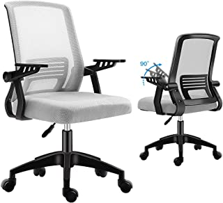 Ergonomic Office Chair, mesh Computer Desk Chair with Wheels Rolling Chair for Home Office Modern Cheap Comfy Office Chair...