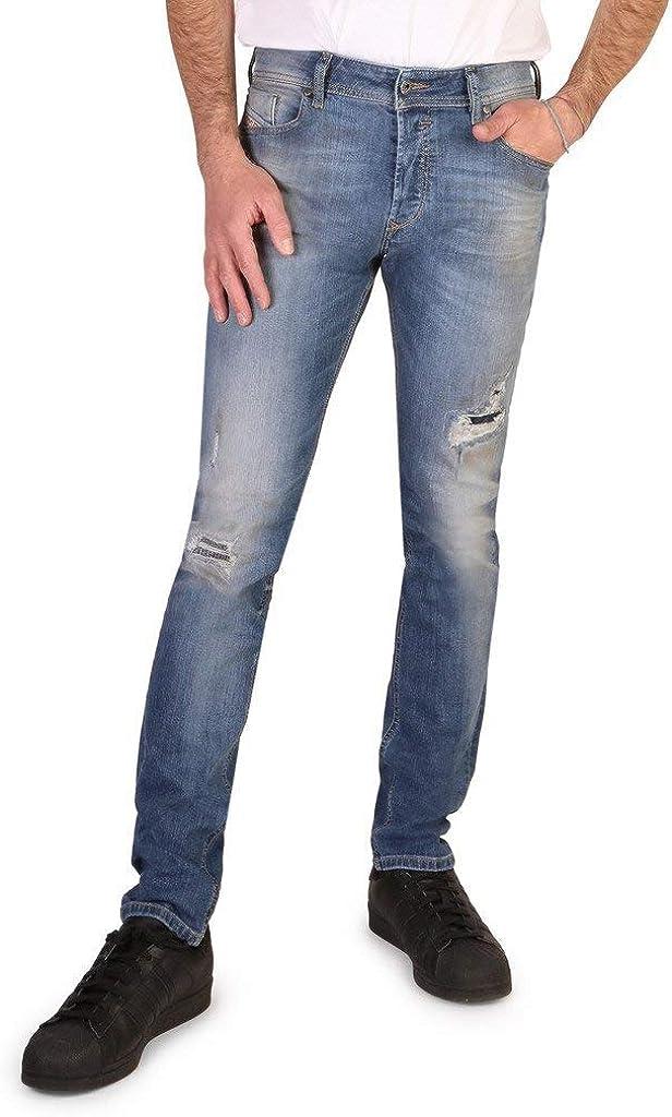Diesel Troxer Wash R76C9 - Pantalones vaqueros elásticos para hombre, ajustados, ajustados a elegir