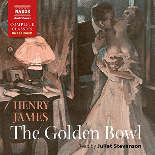 Couverture de The Golden Bowl
