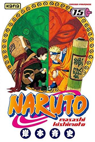 Naruto - Tome 15