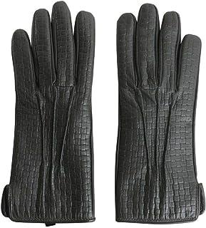 Luxury Fashion   Trussardi Womens 56961450 Grey Gloves   Season Outlet