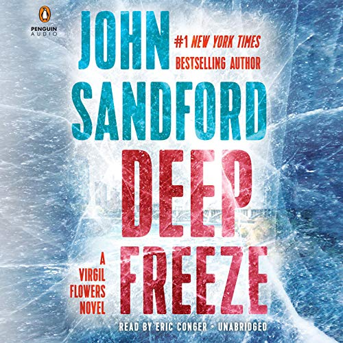 Page de couverture de Deep Freeze