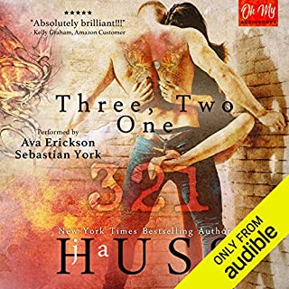 Three, Two, One (321)     A Dark Suspense              By:                                                                                                                                 JA Huss                               Narrated by:                                                                                                                                 Sebastian York,                                                                                        Ava Erickson                      Length: 10 hrs and 11 mins     2,074 ratings     Overall 4.4