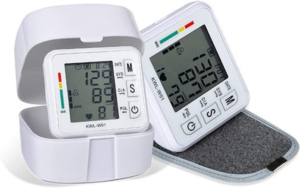Fresno Mall Medical Supplies and Ranking TOP12 Equipment English Voice Wrist Monitors S Bp