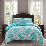 Comfort Spaces Comforter Set Ultra Soft Printed...