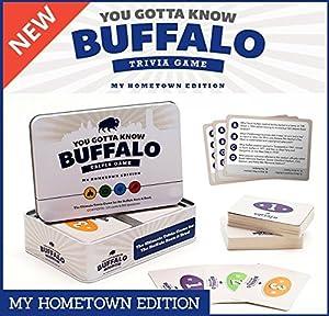 You Gotta Know Buffalo Hometown - Trivia Game