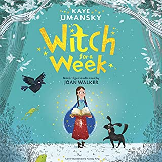 Witch for a Week cover art