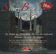 Scary-Box, 10 Audio-CDs