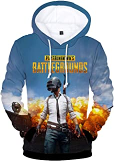 Fashion Hot Game Playerunknown's Battlegrounds PUBG 3D Print Sweatshirt