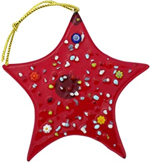 Best star glass ornaments Reviews