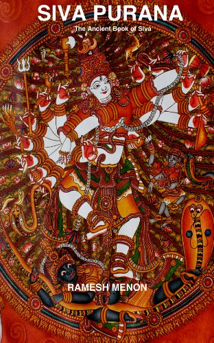 SIVA PURANA by [Ramesh Menon]